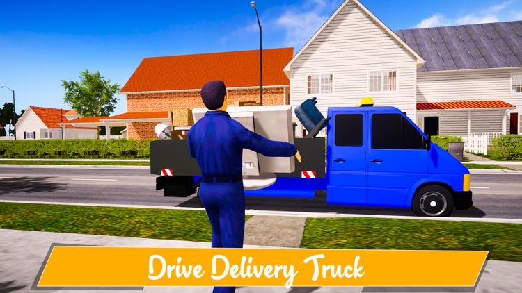 House Movers Job Simulator screenshot-4