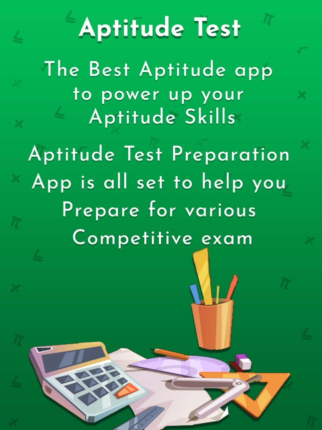 Aptitude Test and Preparation on the App Store