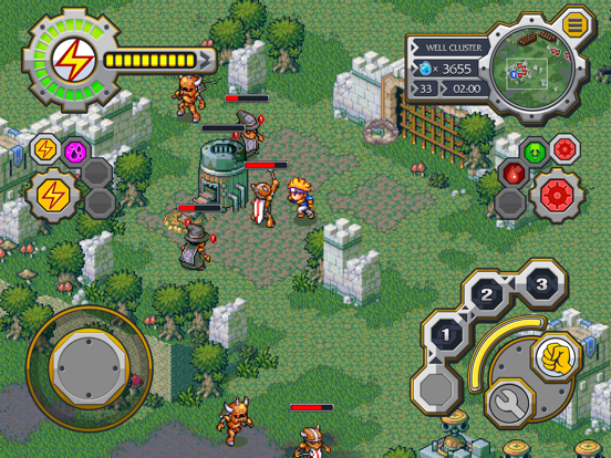 Lock's Quest screenshot 8