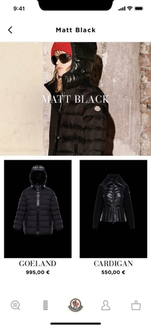 competitive price 3cb42 9deab Moncler su App Store