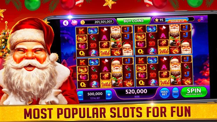 Gold Slots - Hot Vegas Machine screenshot-3