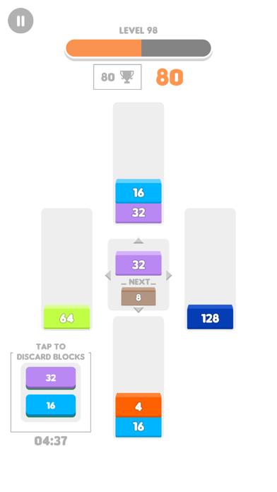 Brick Merge 2D screenshot 3