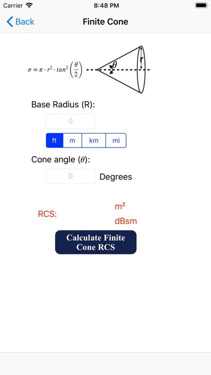 Radar Analysis Toolbox screenshot-8