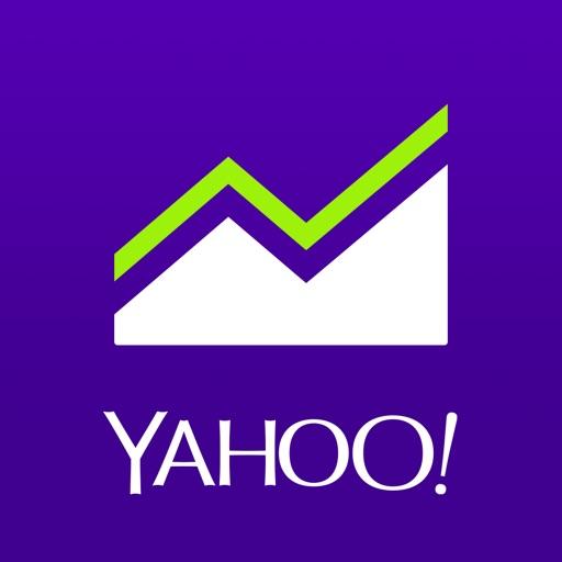 Yahoo Finance iOS App