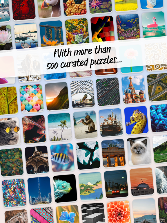 Pictominoes: Jigsaw Puzzles Screenshots
