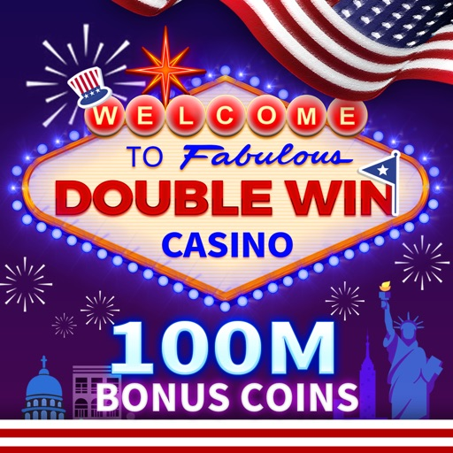 Double Win Slots Casino Game iOS Hack Android Mod