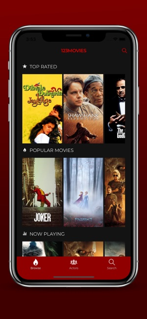123movies Online Movies Finder On The App Store