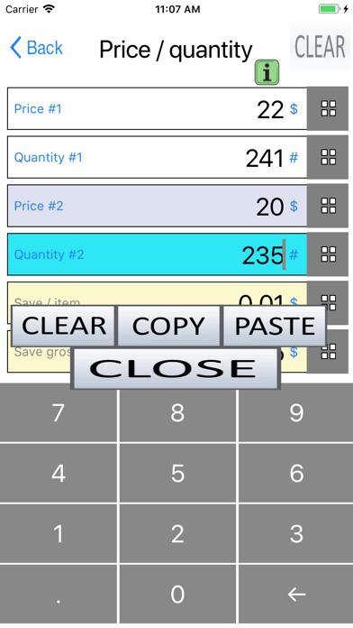 Percent, Percentage Calculator screenshot 5