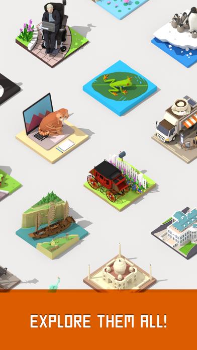 Fifteen: 3D & AR 15 puzzle screenshot 6
