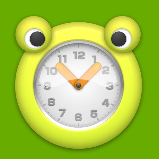 ぷらくろっく 〜 楽しく時計を覚えよう!