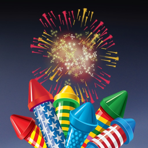 Fireworks Finger Fun Game