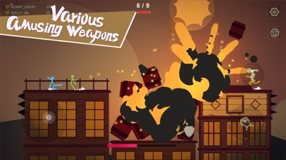 Stick Fight: The Game Mobile Screenshot 5