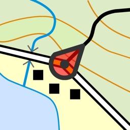 Topo GPS Sweden
