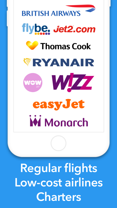 Screenshot for Cheap flights booking in Azerbaijan App Store