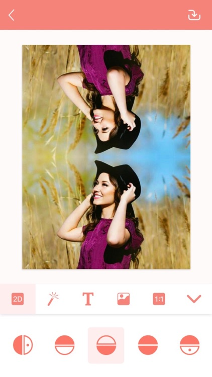 Mirror Photo Editor - Collage screenshot-4