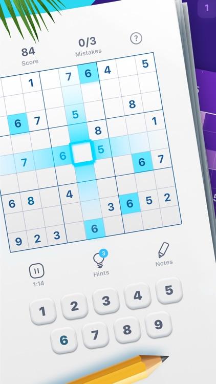 Sudoku Magazine ⋆ Logic Puzzle