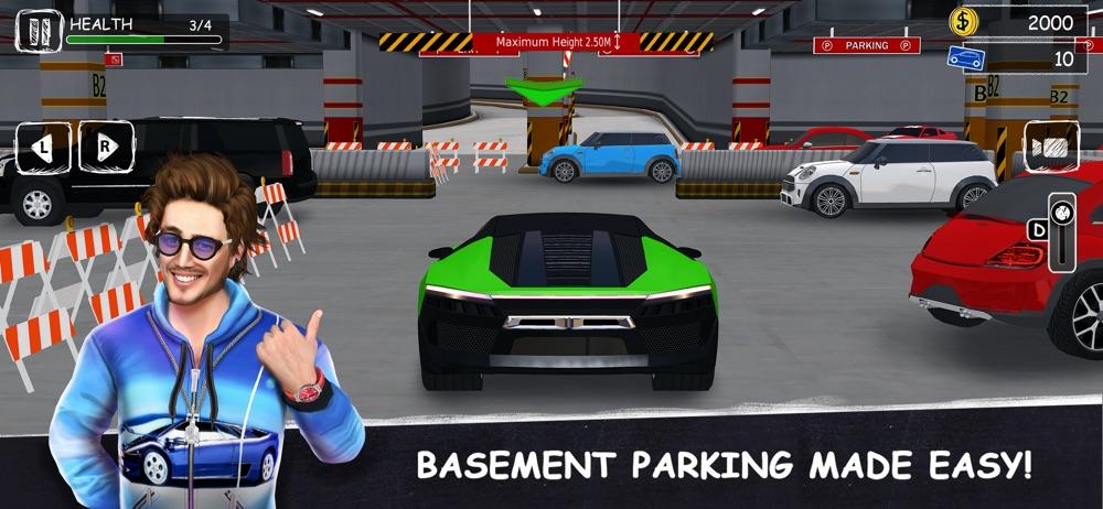 Parking Professor: Car Sim 3D hack tool