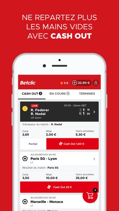 download Betclic Paris Sportifs apps 2