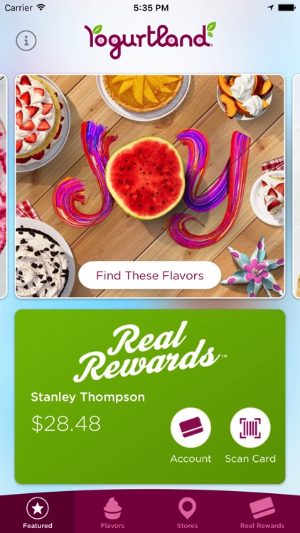 Yogurtland screenshot-0