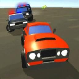 Crazy Racer Vs Police