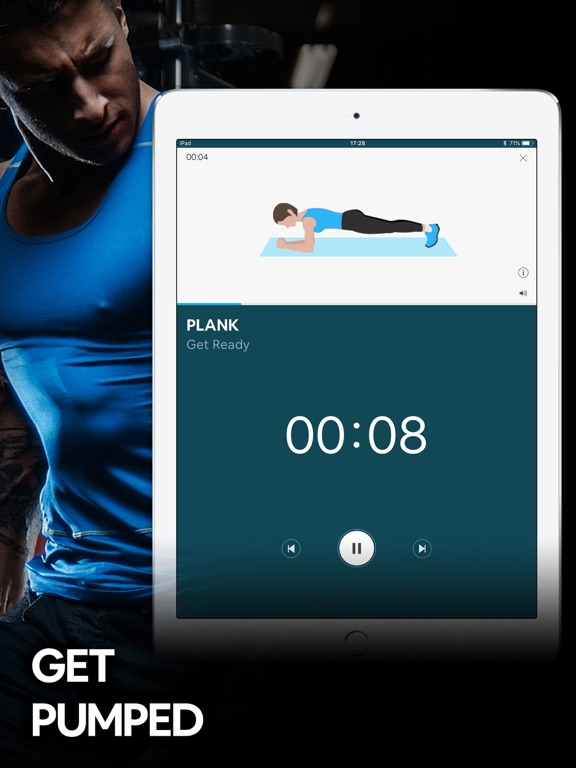 Belly Fat 7 Minute Workout - Quick Fit Abs for Women screenshot