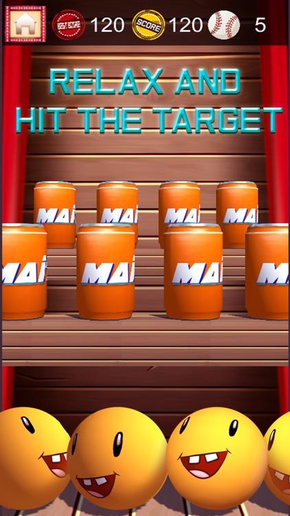 Slime vs Cans: Hit Knock Down screenshot-5