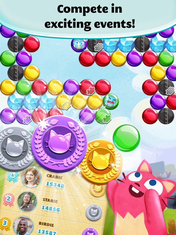 Bubble Mania™-ipad-4