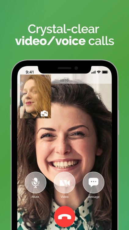 Pinngle Private Messenger