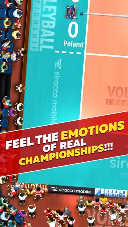 Volleyball Championship screenshot-4