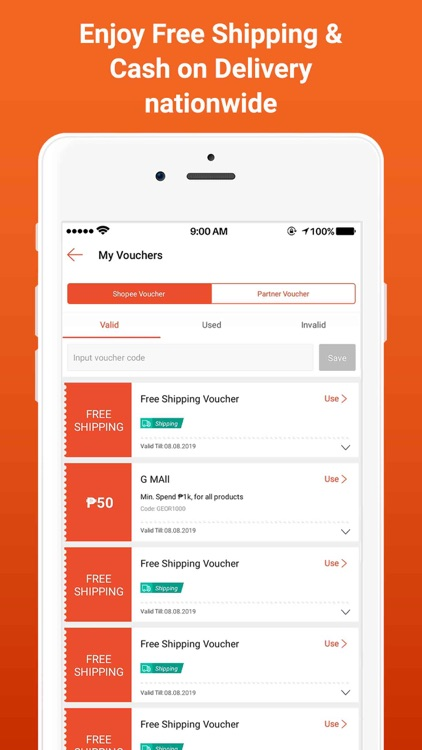 Shopee: Free Shipping Festival screenshot-2