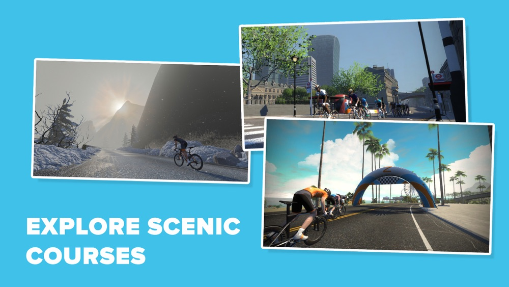 Zwift App for iPhone - Free Download Zwift for iPad & iPhone