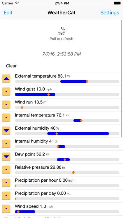 WeatherCat screenshot-3