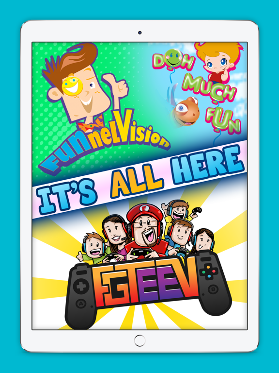 FGTeeV & FUNnel Vision TV screenshot 6