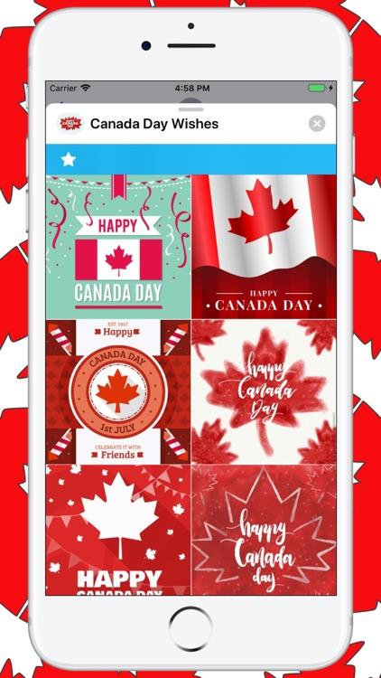 Canada Day Wishes screenshot-5
