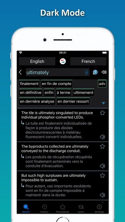 Reverso translate and learn screenshot-5
