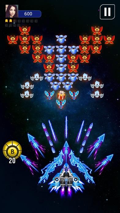 Galaxy Attack: Space Shooter screenshot 1