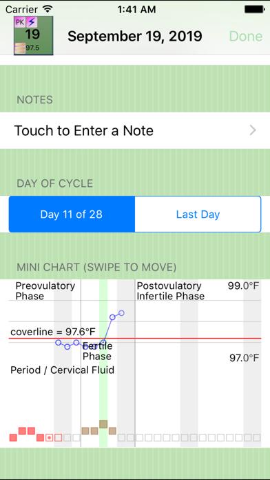 点击获取FemCal: The Fertility Calendar