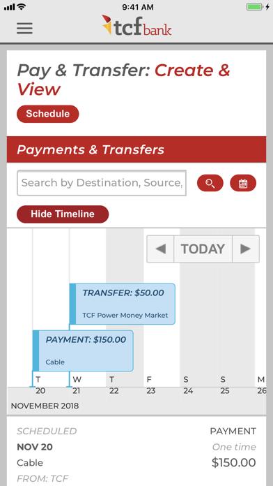 TCF Bank - Revenue & Download estimates - Apple App Store - US