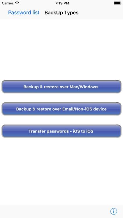 PassDiary Password Manager screenshot-5