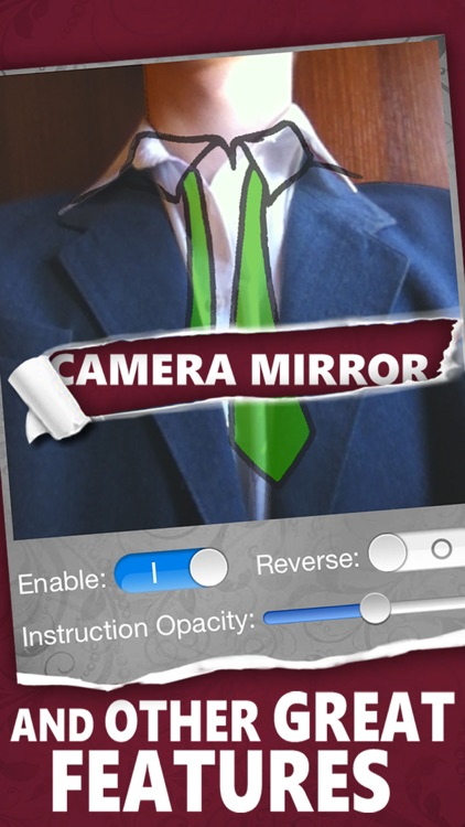 How to Tie a Tie Fashion Look screenshot-3