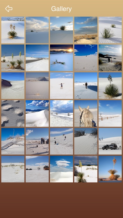 Visit White Sands screenshot-3