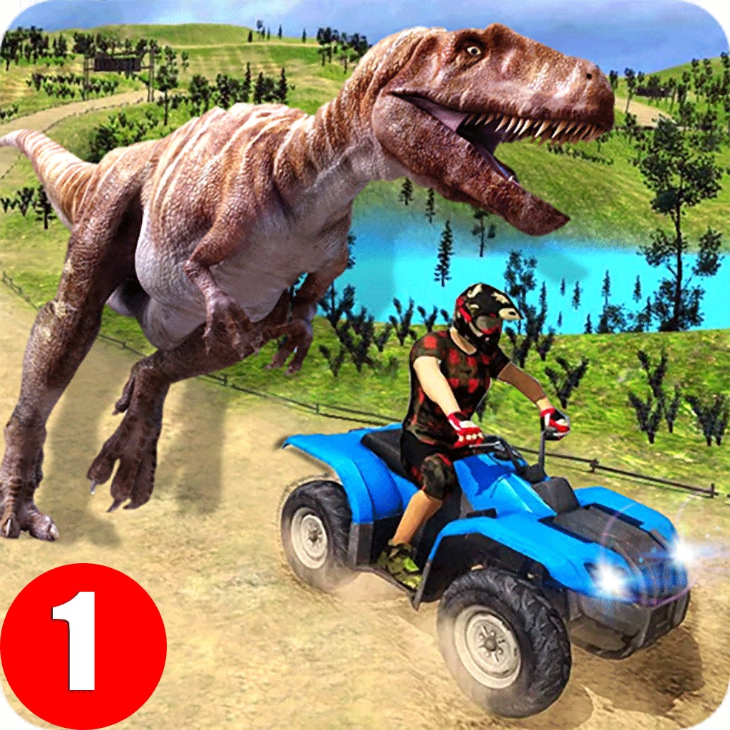 ATV Quad Bike Dino Park Race hack