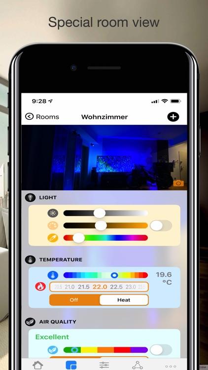 myHome - Home Automation screenshot-3
