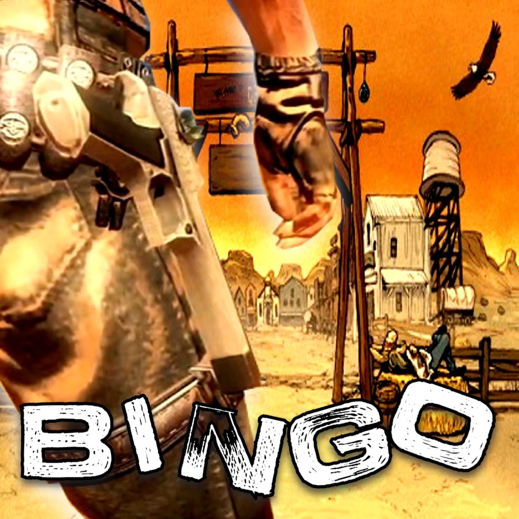 Wild West Bingo - Free Casino Game & Feel Super Jackpot Party and Win Megamillions Prizes!