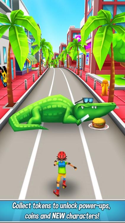 Angry Gran Run - Running Game screenshot-3