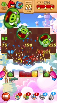 Angry Birds Blast iphone images