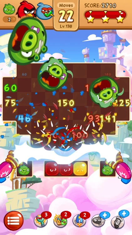 Angry Birds Blast screenshot-3