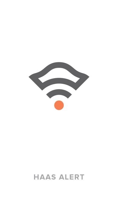 messages.download HAAS Alert software