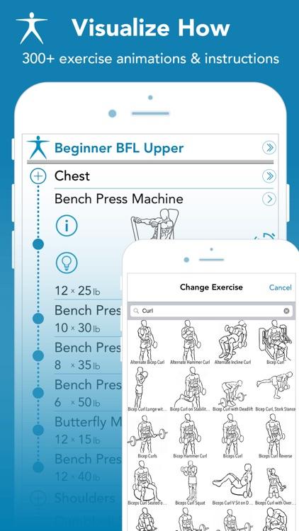 body-PRO Personal Trainer screenshot-3