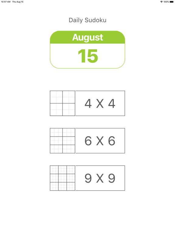 Daily Sudoku - Brain Training screenshot 9